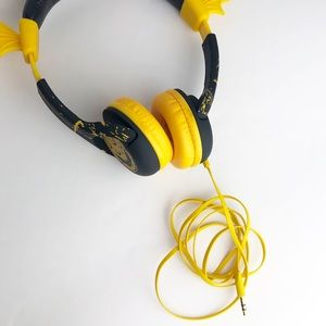 iclever Other - iclever Kids Bat Wing Headphones 🎧 Yellow & Black